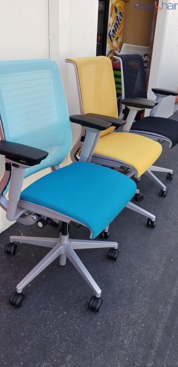 steelcase think 3d knit