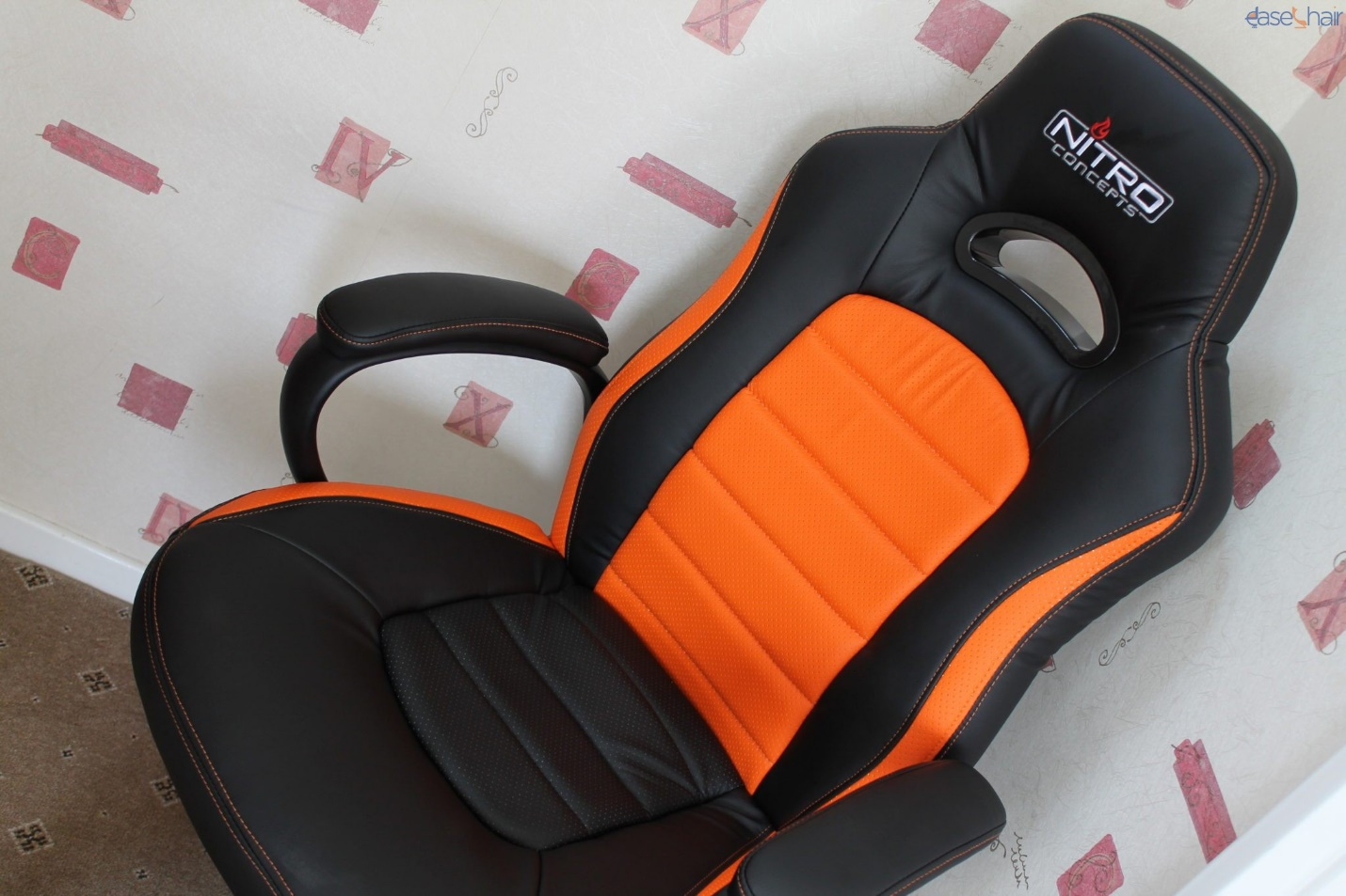 nitro concepts nc c80 comfort series gaming chair with