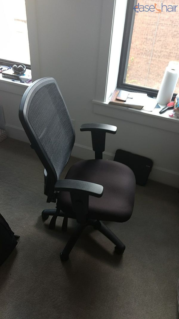 lorell high-back leather executive chair