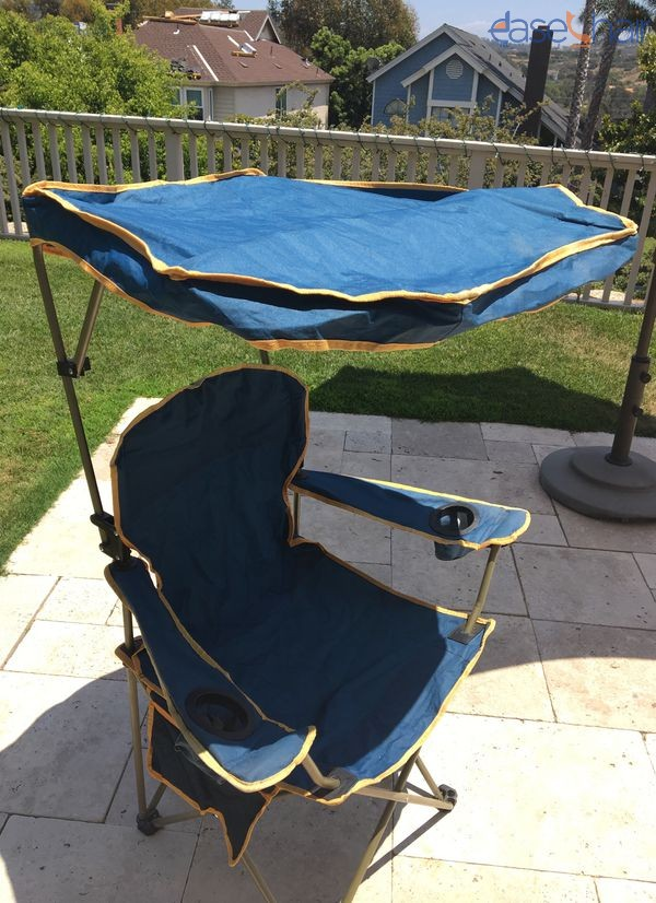quik shade chair vs max shade