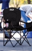 coleman oversized quad chair with cooler pouch recline